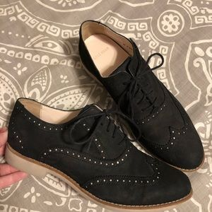 Cole Haan Wing Tipped Oxford Shoes